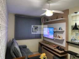DS | Apartamento com 2 dormitórios à venda, Jd. Califórnia - Jacareí