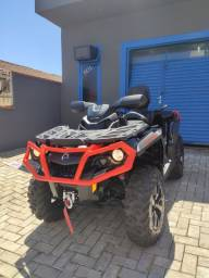 Quadriciclo can am 650cc max ano 2019