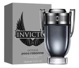 Perfume Paco Rabanne Invictus Intense 100ml Original Lacrado
