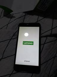 Vendo Lenovo com caixa e acessórios