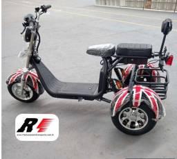 Triciclo elétrico 2000w