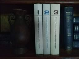 Coleção Grande Crônica da Segunda Guerra Mundial - volumes 1, 2 e 3