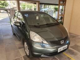Honda Fit EX/1.5/Aut. Couro, Ar Digital