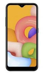 Sansung A01 smartphone