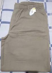 Lote de calças masculinas plus size lindas!