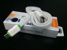 Cabo USB - Reforçado - Micro USB - 4.1A