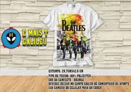 Camisa camiseta do the Beatles Personalizada