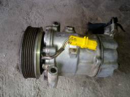 motor do ar condicionado do Peugeot 306