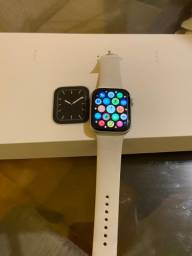 Apple Watch 5 44mm GPS + Celular NF e garantia