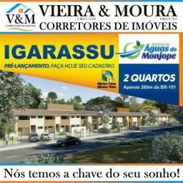 Ref. 509. Casas em Igarassu - PE