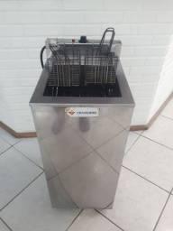 Fritadeira elétrica 18l