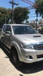 Hilux 2015 4x4 diesel automático