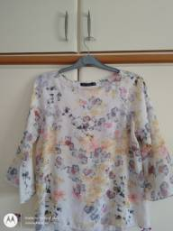 Blusa Cortelle Floral