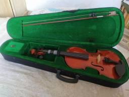 Violino Giannini 4/4 usado.