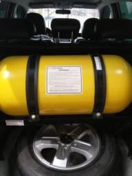 Sportage EX V6 ano 2009 com gás 5 geração