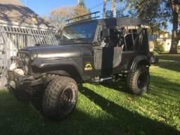 Jeep aceito troca maior ou menor valor
