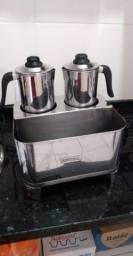 Esterilizador de café e leite