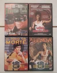 Filmes Originais do Bruce Lee - Troco por jogos de videogames