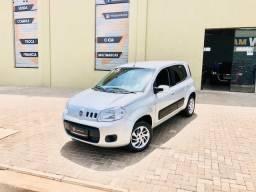Fiat Uno Vivace 4Pts 15/15 Flex Completo 58.000km