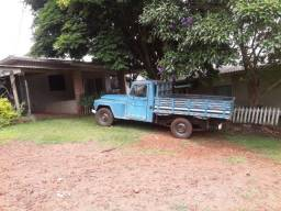Vendo caminhonete f-75