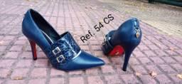 Revenda de Calçados Feminino e Masculino Sofisticados de couro legítimo