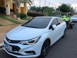 Chevrolet Cruze 1.4 Turbo LTZ 2 2017/17 Branco - GM