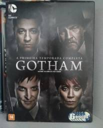 Dvd Gotham - 1 Temporada - Box - 6 Dvds