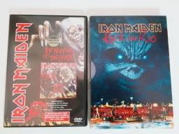 Box Dvd Iron Maiden Rock in Rio