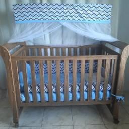 Berço e Guarda Roupa Bebê