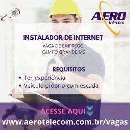 Instalador de internet