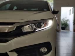 Honra Civic 2.0 16v 4p Exl flex