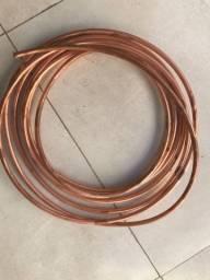 5 MT Tubo de cobre 3/8