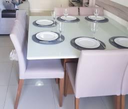 Mesa de Jantar com Cadeiras - Jaraguá do Sul