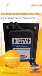 Transformador 7000va Para Ar Condicionado Até 18.000
