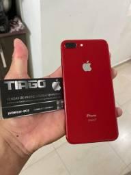 IPhone 8 Plus 64gb,impecável com garantia