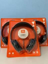 Fone de ouvido JBL C300si Original Lacrado