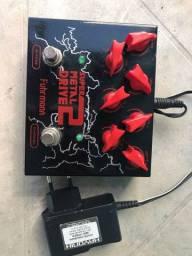 Pedal super metaldrive 2 Fuhrmann