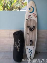 Equipamento completo kitsurf