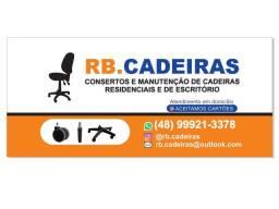 Conserto de cadeiras