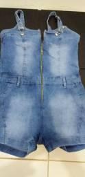 Duas peças jeans Tam.50