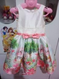 Vestido de 1 ano