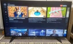 Tv smart 43 polegadas perfeito estado