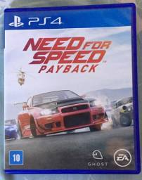Need for Speed playback ps4