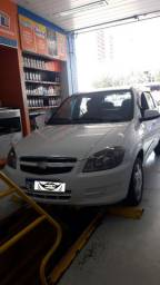 Celta lt 2015 completo+airbag+abs