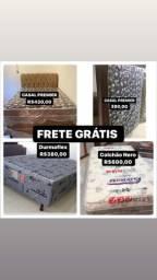 Cama Box Nova FRETE GRÁTIS