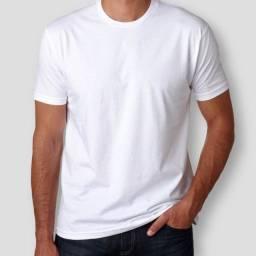 Camisa Básica Para Sublimação E Serigrafia