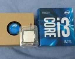 Processador i3 7100 socket 1151