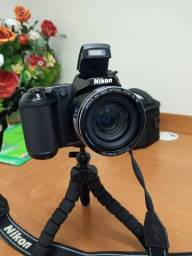 Maquina fotográfica semi profissional