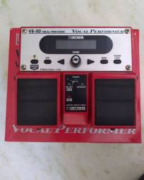 VE-20 Boss vocal processor vocal performance