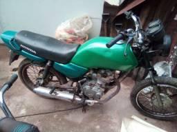 Moto 99 nao e de leilao